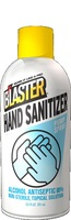 BLASTER HAND SANITIZER NON-STERILE SOLUTION ALCHOL ANTISEPTIC 80%   8OZ SPRAY CAN